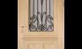 Дверь со стеклопакетом