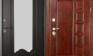 Дверь мдф+зеркало